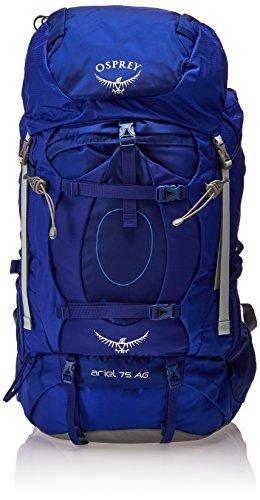 Osprey Packs Women's Ariel AG 75 Backpack, Tidal Blue, Medium [並行輸入品] B07DVLKS34