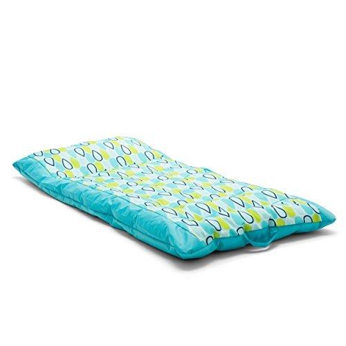 Big Joe 0953925 Bean Bag, Multicolor Kona Float Cool Geo Drop