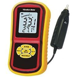 Sinotech Digital Vibration Meter Sk63b