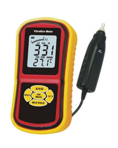 Sinotech Digital Vibration Meter Sk63b by Sinotech