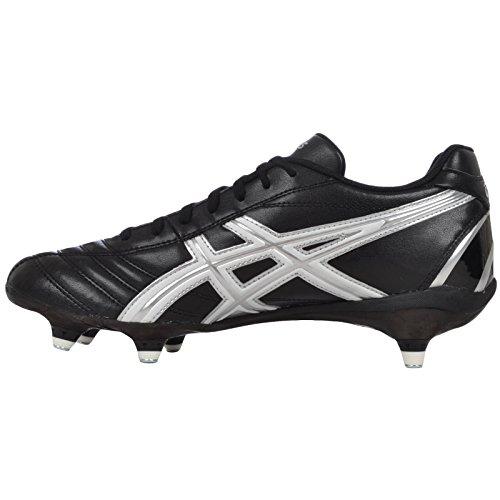 Asics - Zapatillas de rugby para hombre Negro