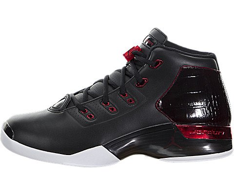 Pictures of Jordan Air 17+ Retro (Bulls) Black 1