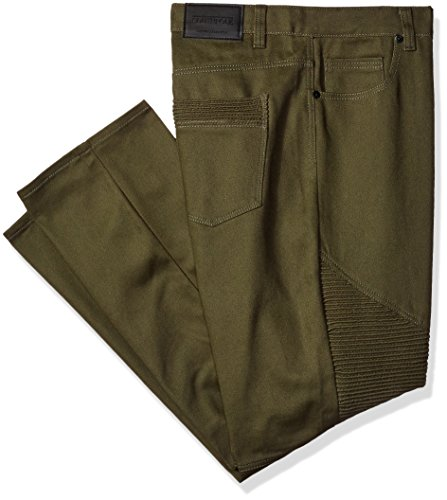 Southpole Twill Pants Fabric Details