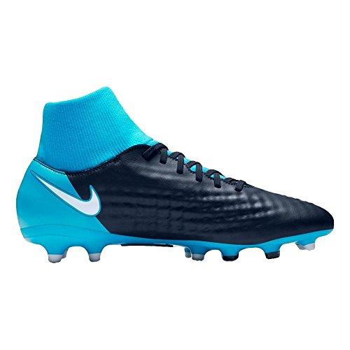 Nike - Nike Magista Onda II Df Fg Scarpe Calcio Uomo Blu - Blau, 40,5