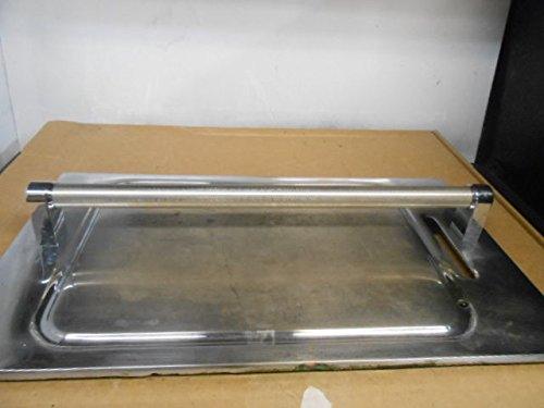 Whirlpool W10708004 Dishwasher Door Handle Genuine Original Equipment Manufacturer (OEM) Part Stainless