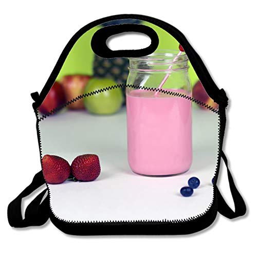 Thermos Element 5 Food Jar - Reusable Dacron Lunch Bag Jar Insulated Lunch Tote Soft Bag