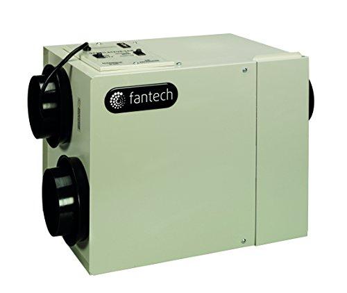 Air Exchanger Heat (Fantech AEV 1000 Air Exchanger, 120 CFM)