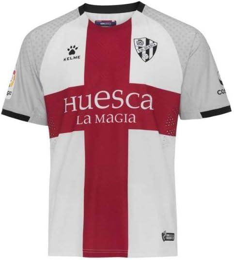 KELME - Camiseta 2ª Equipación 19/20 Huesca: Amazon.es: Deportes y aire libre