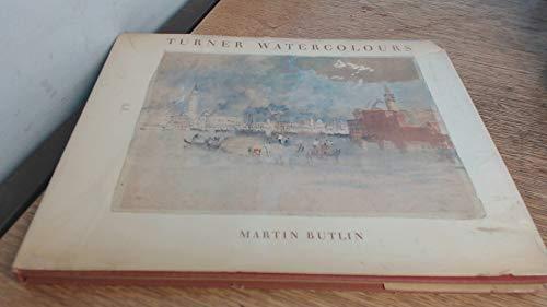 Turner: watercolours