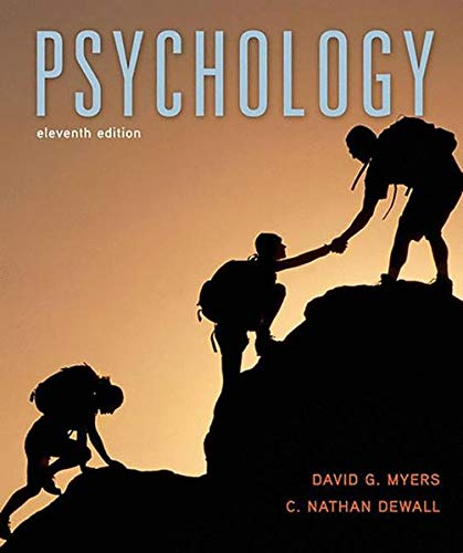 Psychology, 11th Edition by Worth Publishers