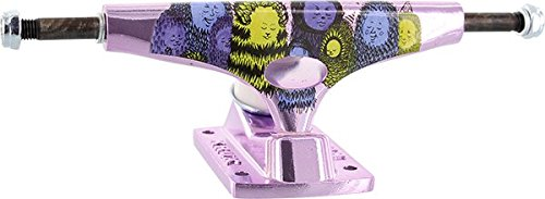 - Krux Trucks Nora Vasconcellos Pro Standard Krome Purple Skateboard Trucks - 5.8