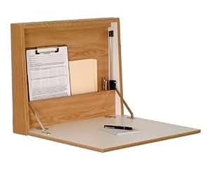 Amazon Com Wooden Mallet Fold Away Wall Desk Laptop