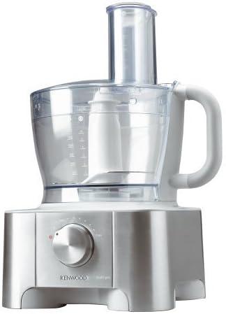 Kenwood Multi-Pro Food Processor FP920, Plástico, Aluminio, 1000 W, 24 x 22 x 39 mm - Licuadora: Amazon.es: Hogar