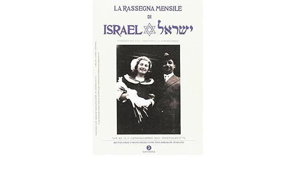 La rassegna mensile di Israel (2016): 82: Amazon.es: Libros en idiomas extranjeros