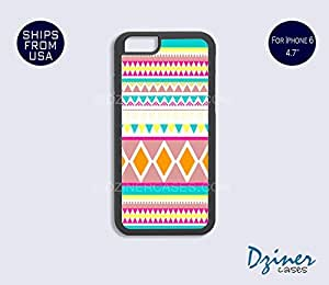 iPhone 6 Case - 4.7 inch model - Cute Aztec iPhone Cover by lolosakes