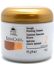 Avlon Keracare Overnight Moisturising Treatment, 4 Ounce
