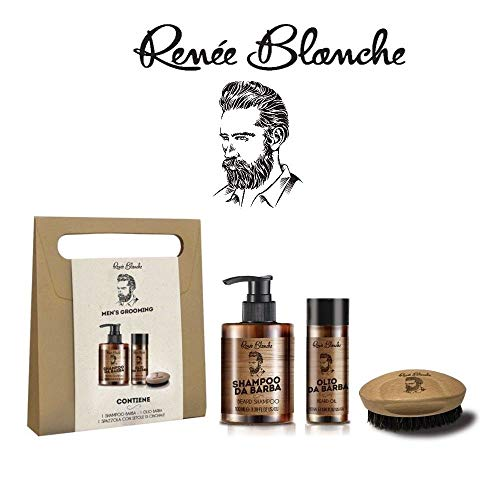 Kit set Beard Line Treatments MEN'S GROOMING Renee Blanche