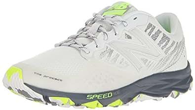 New Balance Women's Responsive 690v2 Trail Running Shoe Runner, Artic Fox/Thunder, 6 B US