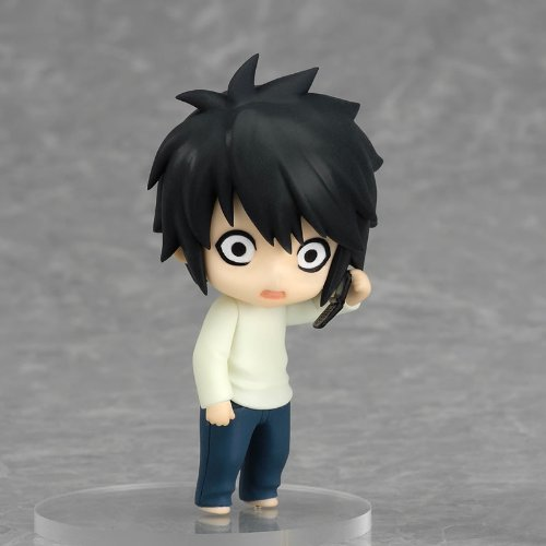 Death Note Case File #2 Nendoroid Petite Action Figures (Display of 12)