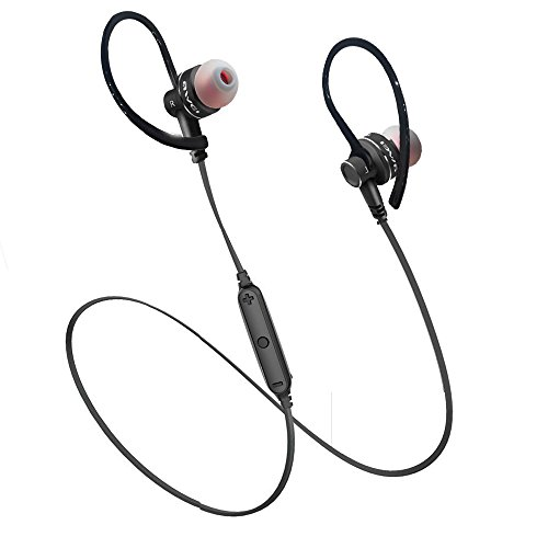 Bluetooth Wireless Phone Headset, Smart Sports Earphones For