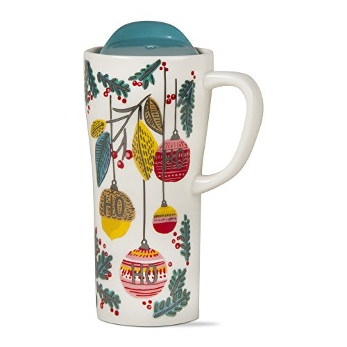 tag - Ho Ho Ho Ornament Travel Mug, Tote Your Drinks In Style, Multi]()