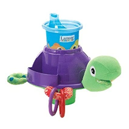 Lamaze Link n Snack Turtle Learning Curve LC27002