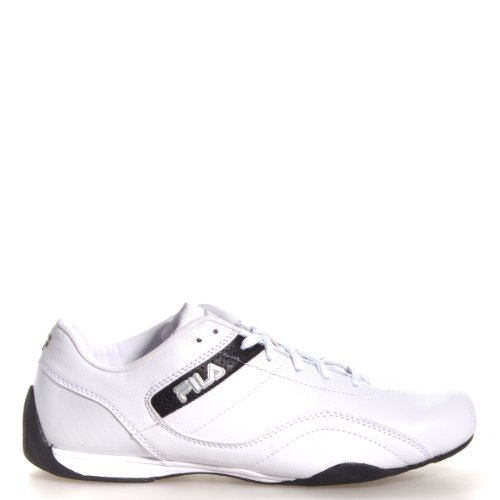 Fila Men's Exalade Athletic Sneakers, White Synthetic, 11.5 M
