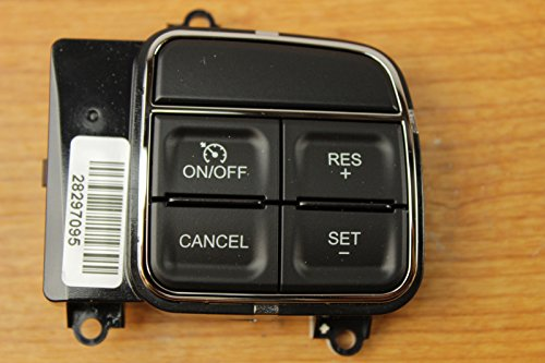 Jeep Wrangler Dodge Ram Chrysler Cruise Control Switch Mopar OEM (Jeep Cherokee Control Cruise)