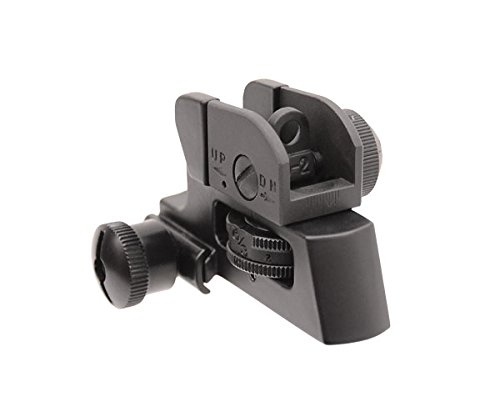 Utg Pro Model (UTG Model 4/16 Complete Match-grade Rear Sight)