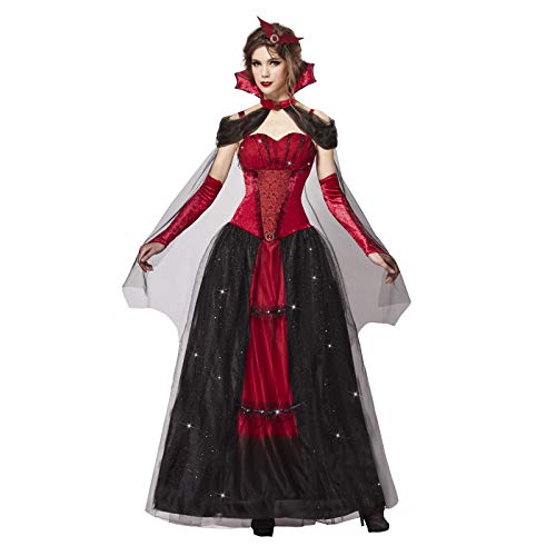HGM Women's Vampire Duchess Costume -