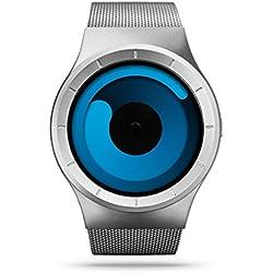 ZIIIRO Z0002WS1 Mercury Chrome Ocean Unisex Watch