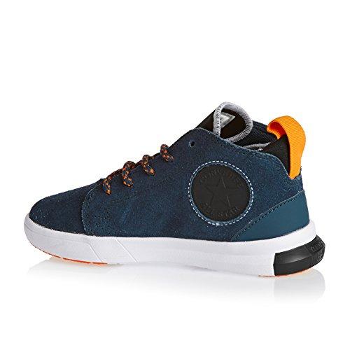 Zapatillas para ni�o, color Azul , marca CONVERSE, modelo Zapatillas Para Ni�o CONVERSE EASY RIDE MID Azul