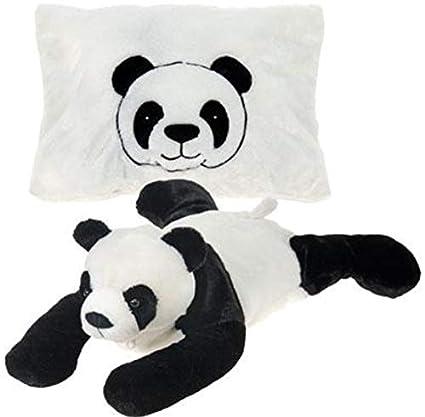 Amazon.com: Fiesta Peek-A-Boo oso panda de peluche: Toys & Games