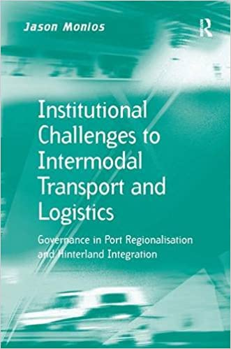 Amazon com: Institutional Challenges to Intermodal Transport