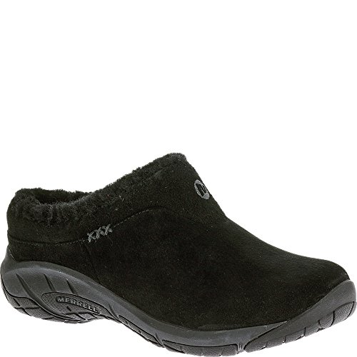 Merrell Encore Ice Women 10 Black (Merrell Women Boots Winter)