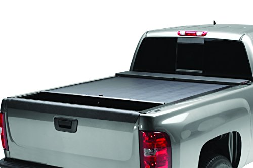 Roll Cargo N-lock (Roll-N-Lock LG101M Locking Retractable M-Series Truck Bed Tonneau Cover for 2015-2018 Ford F-150 | Fits 5.5' Bed)