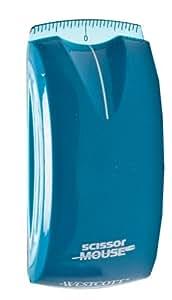 Westcott Scissor Mouse Cuts Paper, Blue