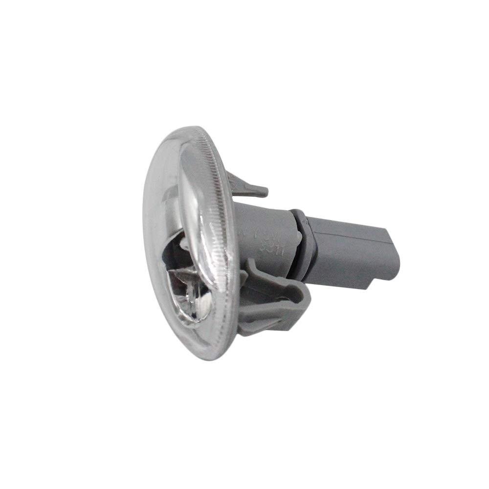 Festnight Indicateur de c/ôt/é Lampe de r/ép/éteur 6325G3 Fit pour Peugeot 108 107 206 1007 407 Partner
