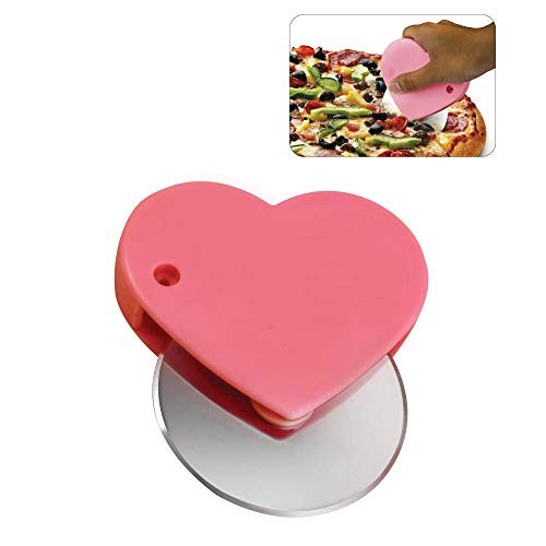 Heart Shaped Pizza Cutter