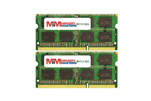 MemoryMasters 8GB (2x4GB) DDR2-667MHz PC2-5300 2Rx8 1.8V SODIMM Memory for Laptop, Notebook