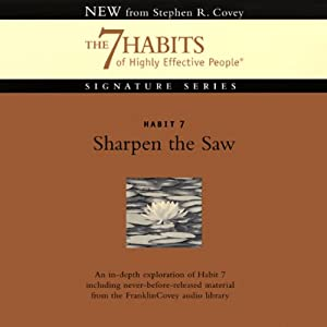 Sharpen the Saw Audiobook