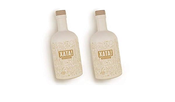 Crema de Horchata Xata Polo 70cl - Pack de 2 botellas -: Amazon.es ...