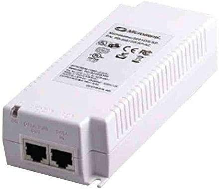 4-Pairs 802.3at Compliant Microsemi Single-Port 60W Gigabit Midspan