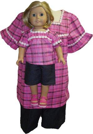 人形の服 サイズ10.5 スーパーストア マッチングデニムショーツとピンクトップ 人形の服 B00YS6I2J8 サイズ10.5 B00YS6I2J8, 柚子胡椒屋 福岡ふるさと便り:45e1f64f --- arvoreazul.com.br