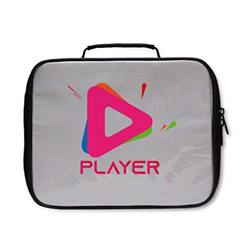 (Nylon Lunch Box Player adults Insulated Food)