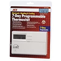 THERMOSTAT DLX PROG ACE by Lux