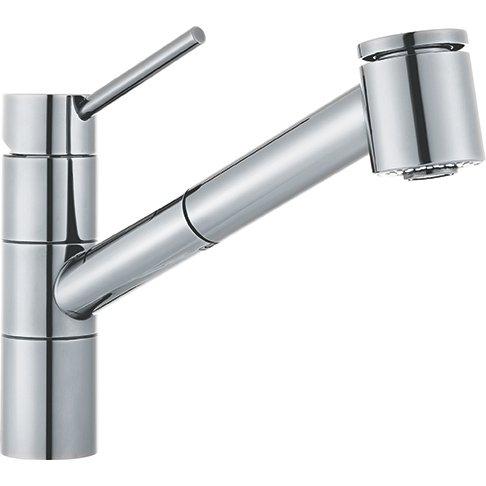 Franke Chrome Spray Faucet - 4