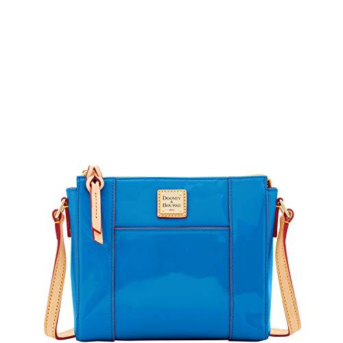 Bourke Shoulder Bag - Dooney & Bourke Patent Lexington Crossbody Shoulder Bag
