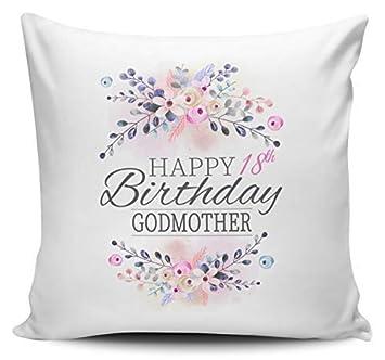 Amazon.com: Uwwrticm Funda de almohada de lino de algodón ...