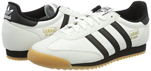 2 Bianco Uomo ftwr Og White Adidas Basso Black A Sneaker Collo Dragon gum core xfnYqwHO